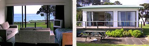 beachfront accommodation far north